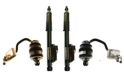 Bilstein B4 Rear Shock Absorbers And B3 Air Suspension Springs Kit For Mb W219