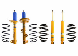 Bilstein B8 Perf Plus Struts And Shock Absorbers B3 Coil Springs Kit For Bmw E36
