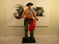 Johnny Ringo Tombstone Outlaw Gunfighter Custom 12 Figure Old West