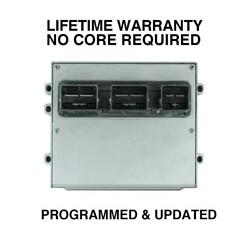Engine Computer Programmed/updated 2004 Ford Truck 4l3a-12a650-yh Vax7 4.6l