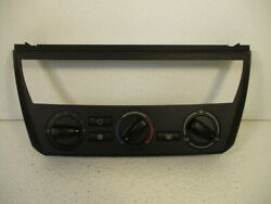 05-10 Bmw X3 Manual Temperature Ac Heater Control Oem Lkq