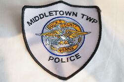 Us Middletown Twp Bucks County Pennsylvania Police Patch