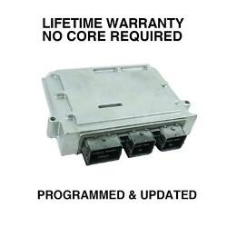 Engine Computer Programmed 2005 Grand Marquis Police 5w7a-12a650-la Fby0 4.6l