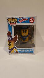Funko Pop Ad Icons Twinkie The Kid 27 Vinyl Collectible