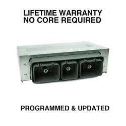 Engine Computer Programmed/updated 2004 Ford Thunderbird 4w6a-12a650-ub Uct1