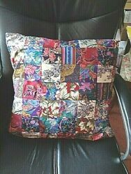 TWO 18 X 20 Hand made decorative Pillow Covers