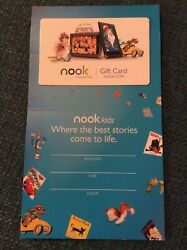 Nook Tablet Cat In Hat Peanuts Barnes And Noble Gift Card No Value Collectible