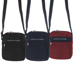 Tommy Hilfiger Moto Mini 2 Cross Body Adjustable Travel Flight Bag TC090MT9 $34.95