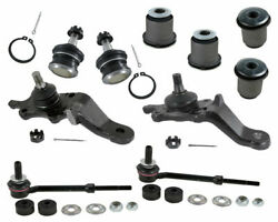 Lower Arm Bushing Sway Bar Link Ball Joints For Toyota Tundra Sr5 Pick Up 4.7l