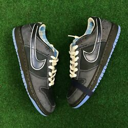 Authentic Pre-owned Nike Dunk Low Sb Blue Lobster - Size 6.5