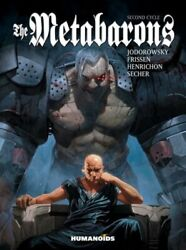 The Metabarons Second Cycle By Jerry Frissen New