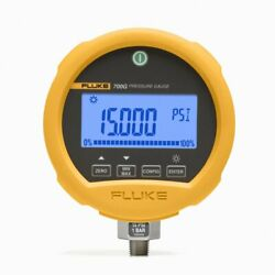 Fluke 700rg31 Process Pressure Gauges - Style Process In-line Mounted