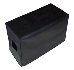 Steamboat Ampworks 2x10 Ported Bass Cabinet Black Vinyl Cover W/piping Stea005