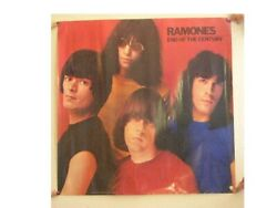 The Ramones Poster Group Shot End Of The Century Old