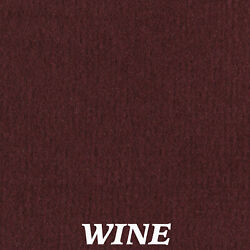 16oz Boat / Outdoor Carpet Marine Grade - 6and039 X 20and039 Wine Red Free Shipping