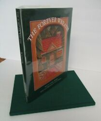 Bolinger The Forever Wreath 1992 Signed And Inscr. To Betty Ballantine 1st In Dj