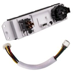 A/c Heater Climate Selector Blower Motor Switch Control Panel For Jeep Wrangler