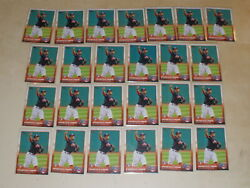 Lot Of 25 - 2015 Topps Update Rookie Us82 Francsico Lindor Rc Investment Lot