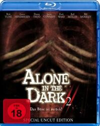 Alone In The Dark 2 2008 Blu-ray Import New German Package/english Audio
