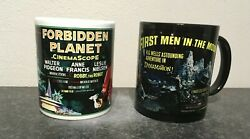 1930and039s-1960and039s Cult Sci-fi And Fantasy Films Film Mugs 25 Designs Custom New