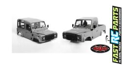 Rc 4wd Rc4wd 2015 Land Rover Defender D90 Body Set Rc4z-b0215