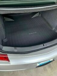 Rear Trunk Liner Floor Mat Cargo Tray Pad For Cadillac Xts 2015-2019 Used