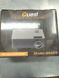 Quest Qx4410 Android 4k Smart Projector Uee-llp Psh003987