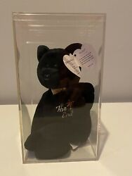 Rare Ty Beanie Baby The End With Tag Errors - Never Removed From Box