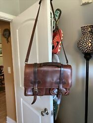 leather cross body shoulder bag for men Wilson Leather $35.00