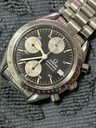 Omega Speed Master Vintage Chronograph Watch