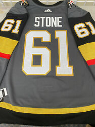 Mark Stone Vegas Golden Knights Home Authentic Pro Adidas Nhl Jersey