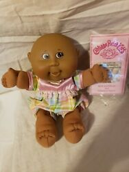 Cabbage Patch 2004 Kid Baby Girl Newborn Pa 11n