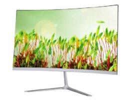 24 Inch 23.8 Led/lcd Curved Screen Monitor Pc 75hz Hd Gaming 22/27 Inch Compute