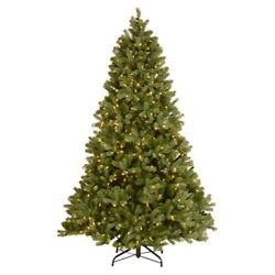 National Tree Company And039feel Realand039 Pre-lit Artificial Christmas Tree | Includes