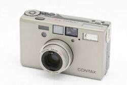 [mint] Contax T3 Point And Shoot 35mm Film Camera From Japan