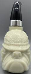 Avon Bulldog Collectors Pipe Wild Country After Shave 6 Oz. Full