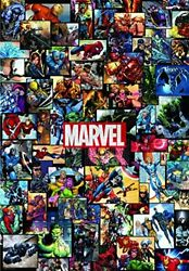 Tenyo Jigsaw Puzzle Marvel Universe 1000 Pieces From Japan New F/s