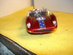 Vintage 1960and039s Monogram Scarab Gt Rare 1/24 Slot Car Offered By Mth