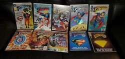 Reign Of The Supermen 22 Books In Total Adventures Of, Action, Etc...