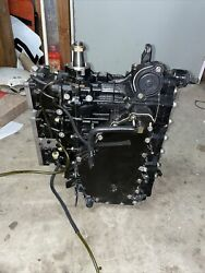 5006742 Evinrude 2006-07 Etec Complete Cylinder Block 75 90 Hp 3 Cyl