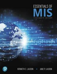 Essentials Of Mis By Jane Laudon English Paperback Book Free Shipping