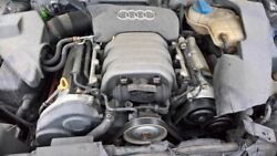 Motor Engine 3.0l T 5th Digit From Vin 018001 Fits 04 Audi A6 198913