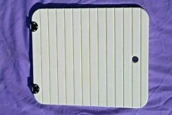 2003 Bayliner 249sd Bowrider Bow Livewell Cooler Hatch Step Cover
