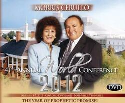Morris Cerullo 41st Annual World Conference 2012 20-disc Set Dvd Video Prophecy