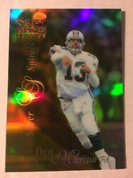 Dan Marino 1996 Select Certified 122 Mirror Gold Rare Only 30 Miami Dolphins