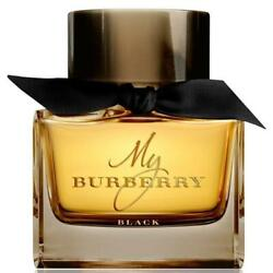 MY BURBERRY BLACK women perfume edp 3.0 oz NEW TESTER $48.46