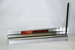 Classic Pro Extruded For 92-14 Ford E-series Van 2in Riser 138in Alum Bright