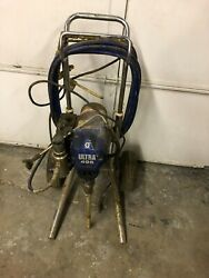 Graco Ultra 495 Electric Airless Paint Sprayer - Local Pickup
