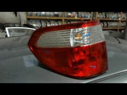 Driver Left Tail Light Quarter Panel Mounted Fits 05-06 Odyssey 970249
