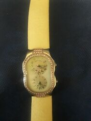 Philip Stein Womens Watch Dual Time Face Watch